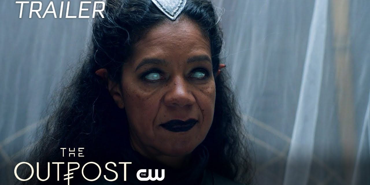 The Outpost   Infected   Season Trailer   The CW