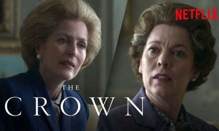 Queen Elizabeth II Meets Margaret Thatcher (Full Scene) | The Crown
