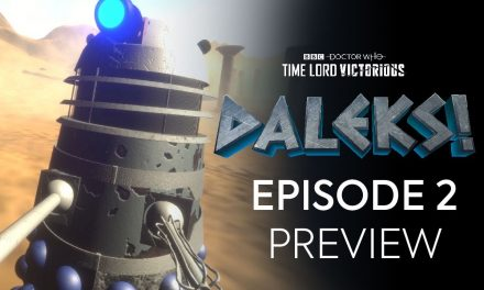 Episode 2 Preview | DALEKS! | Doctor Who