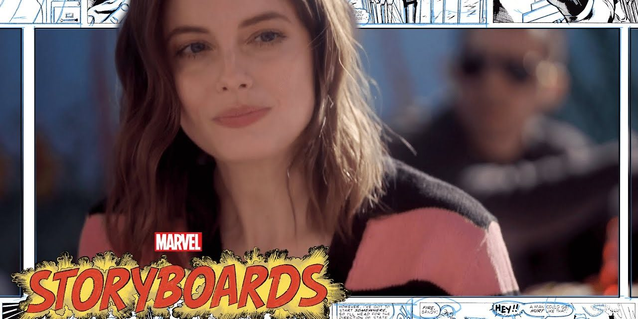 Gillian Jacobs & The Art of Directing   Marvel's Storyboards