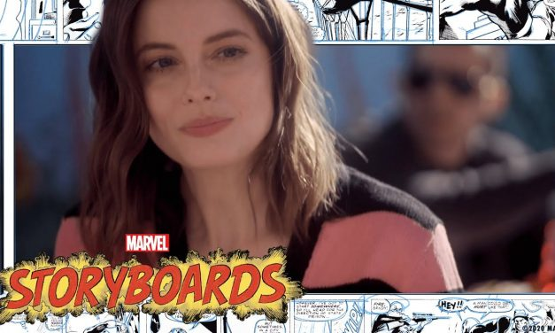 Gillian Jacobs & The Art of Directing | Marvel's Storyboards