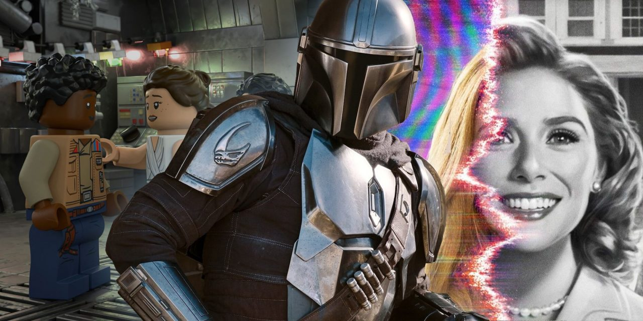 Disney+ Will Have More Star Wars and Marvel Every Year Than Theaters