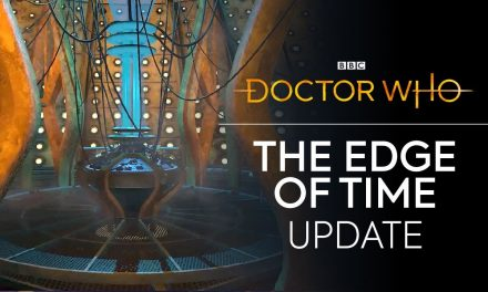 Time Lord Victorious Trailer | The Edge of Time VR | Doctor Who