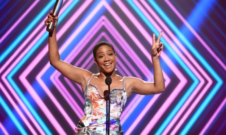 Tiffany Haddish Talks Ups & Downs of Hollywood at People's Choice Awards 2020