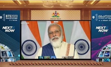Our governance model is tech-first: PM Narendra Modi at Bengaluru Tech Summit 2020