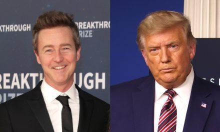 "Edward Norton shares his theory behind Trump's ""desperate endgame"""