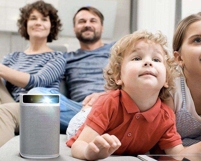 This powerful portable projector plays media anywhere and is down to $439