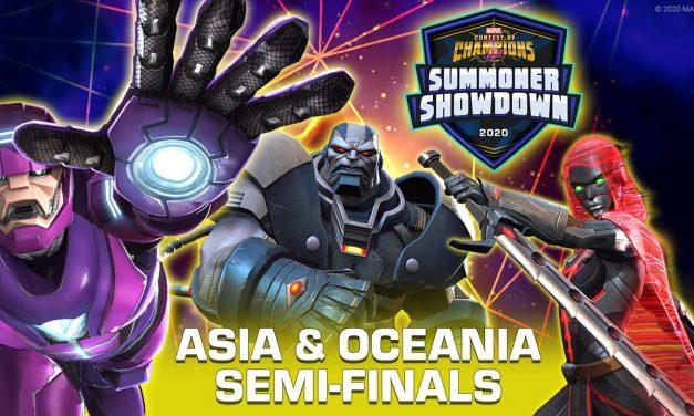 Summoner Showdown 2020 Semi-Finals: Asia & Oceania!