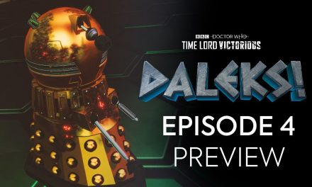 Episode 4 Preview | DALEKS! | Doctor Who