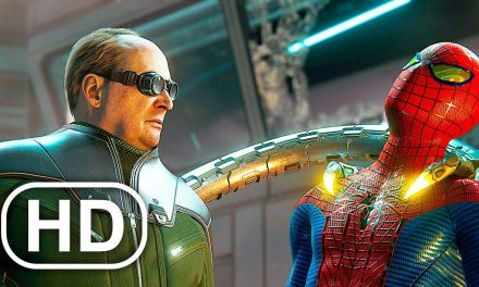 The Amazing Spider-Man Vs Doctor Octopus Fight Scene 4K ULTRA HD – Spider-Man Remastered PS5