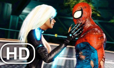 Black Cat Clone Rejected By Spider-Man Scene 4K ULTRA HD – Spider-Man Edge Of Time
