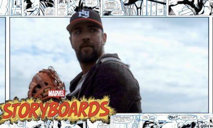 Nelson Figueroa & His Baseball Origin Story | Marvel's Storyboards