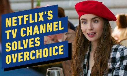 Netflix's New TV Channel Makes Decision-Making Easier