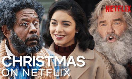 🔴 Every Netflix Christmas Movie Trailer Looped