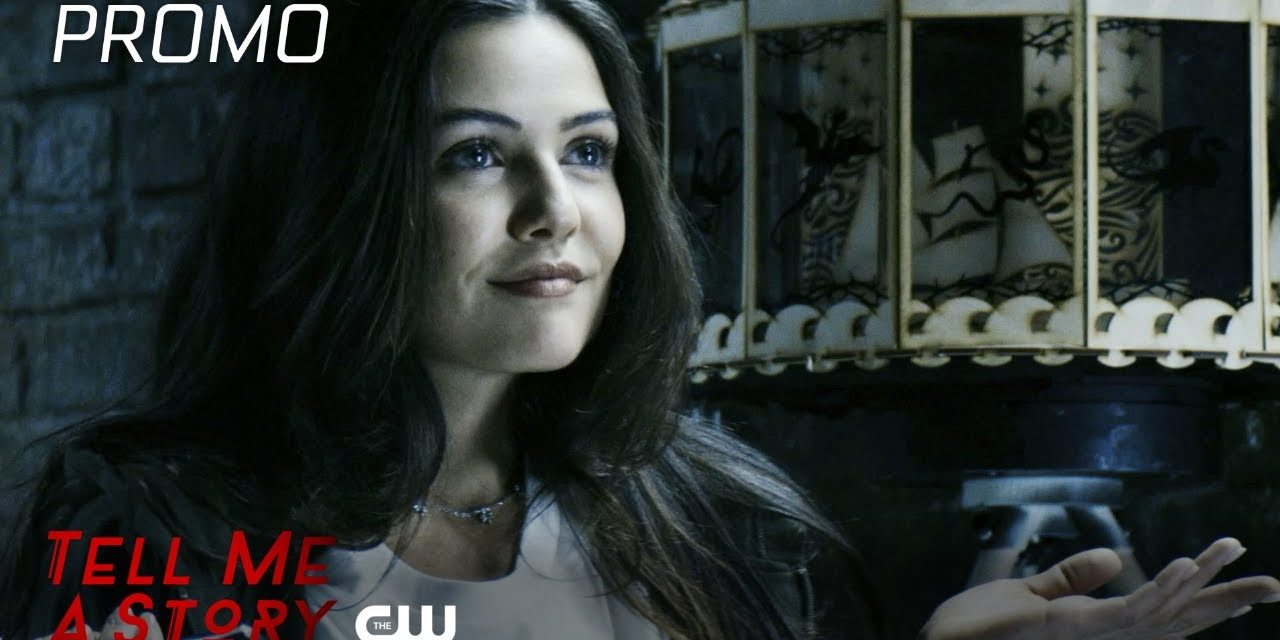Tell Me A Story | Season 2 Episode 7 | Thorns And All Promo | The CW