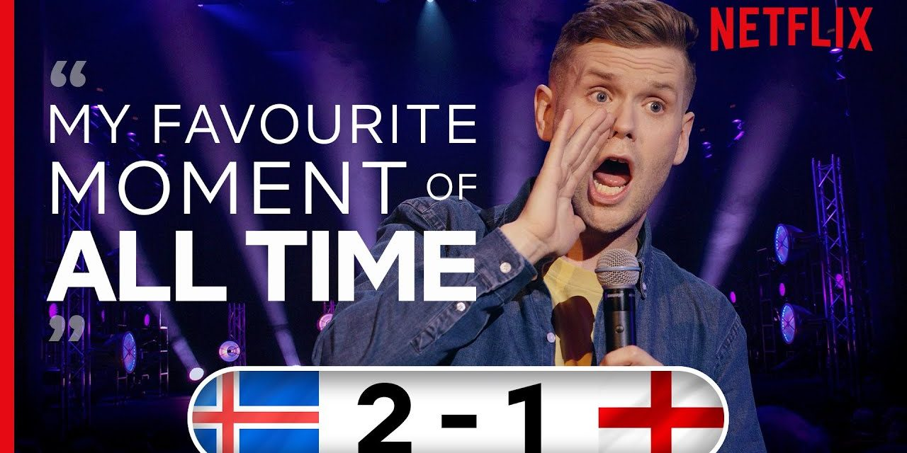 When Iceland Beat England in Euro 2016   Stand Up Comedy   Ari Eldjárn