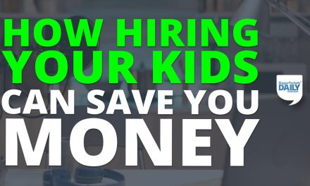 How Hiring Your Kids Can Save You Money on Taxes   BiggerPockets Daily
