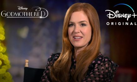 Behind the magic with Mackenzie | Godmothered | Disney+