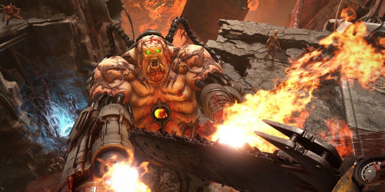 DOOM Eternal Adds Super Gore Nest Master Level In Update