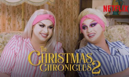 Drag Queens The Vivienne & Cheryl Hole React to The Christmas Chronicles 2 | I Like to Watch UK Ep 6