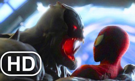 Anti Venom Kills Spider-Man Scene 4K ULTRA HD – Spider-Man Edge Of Time