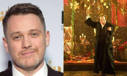 Tony-Nominated Director Michael Arden Is Bringing 'A Christmas Carol' to Life Like Never Before – For a Great Cause!