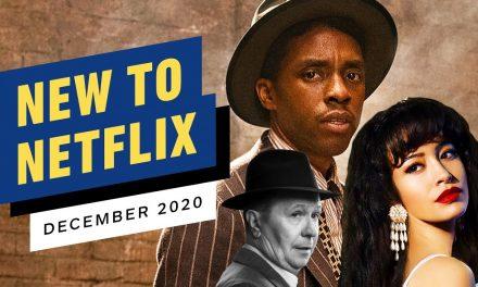 New to Netflix December 2020