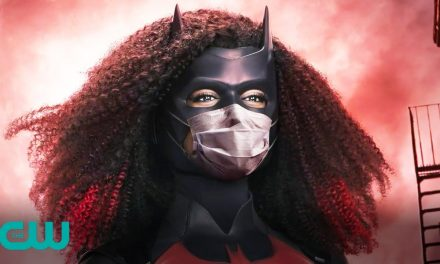 CW Good | Real Heroes Wear Masks | The CW