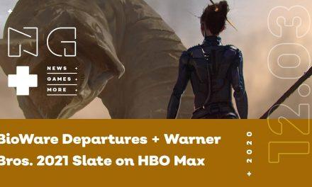 BioWare Departures + Warner Bros. 2021 Slate on HBO Max – IGN News Live
