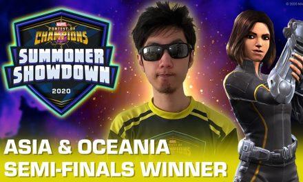 Summoner Showdown 2020: ASIA & OCEANIA REGION WINNER!