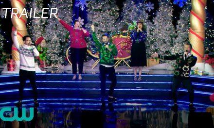 The Christmas Caroler Challenge | Sing The Holidays | Season Trailer | The CW