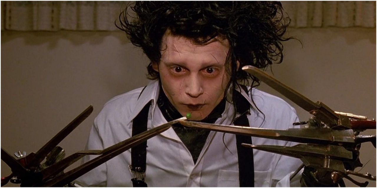 Edward Scissorhands' Importance To Disability Community Made Screenwriter Cry