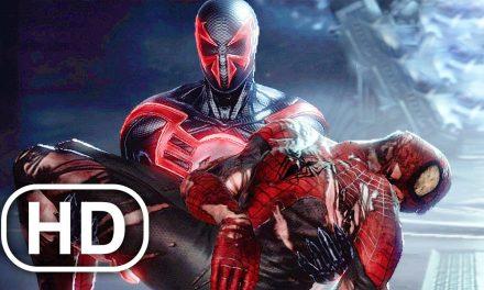 Evil Spider-Man Kills Spider-Man Scene 4K ULTRA HD – Spider-Man Edge Of Time