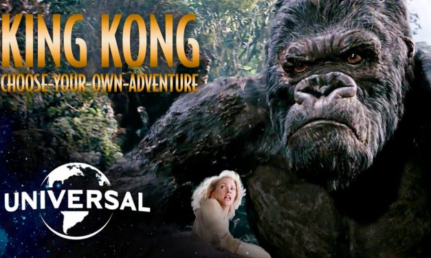 King Kong 15th Anniversary Choose-Your-Own-Adventure