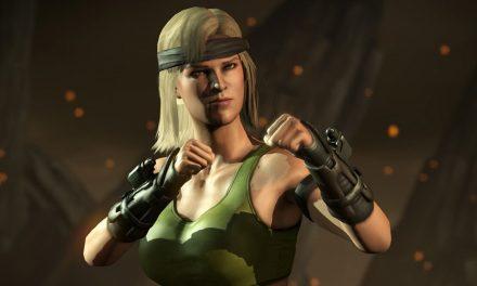 Mortal Kombat Sonya Blade Actress Puts on Costume 25 Years Later