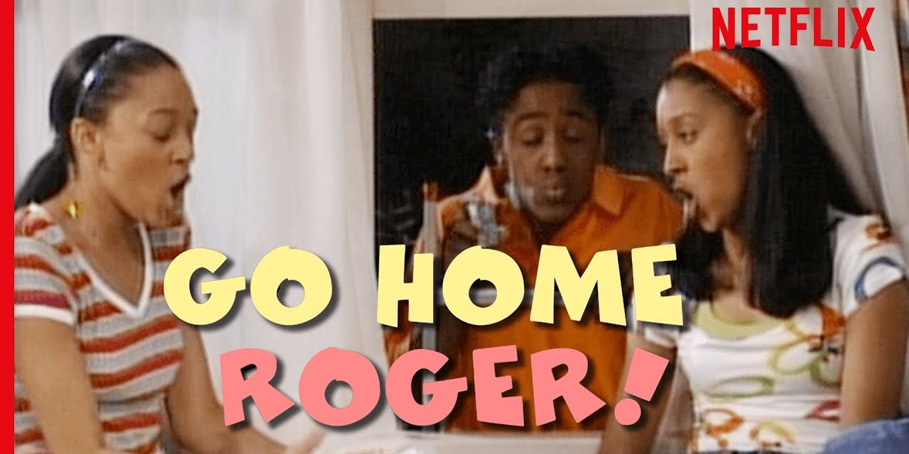 """Every Single """"Go Home Roger!"""" In Sister, Sister 