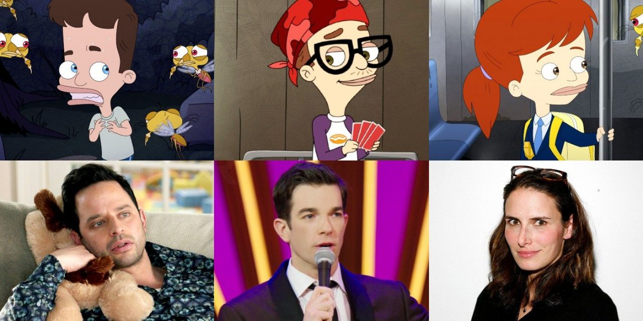 Big Mouth Season 4 Cast & Character Guide: What The Voice Actors Look Like