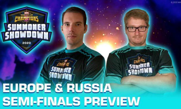 Summoner Showdown 2020: Europe's Best Battle Before Finals!