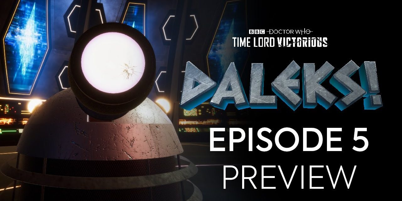Episode 5 Preview | DALEKS! | Doctor Who