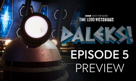 Episode 5 Preview   DALEKS!   Doctor Who