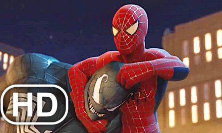 Spider-Man Vs Venom Fight Scene 4K ULTRA HD – Spider-Man Friend Or Foe