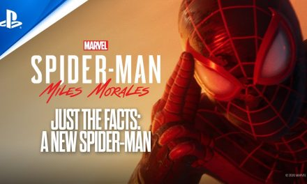 Marvel's Spider-Man: Miles Morales | Just the Facts: A New Spider-Man