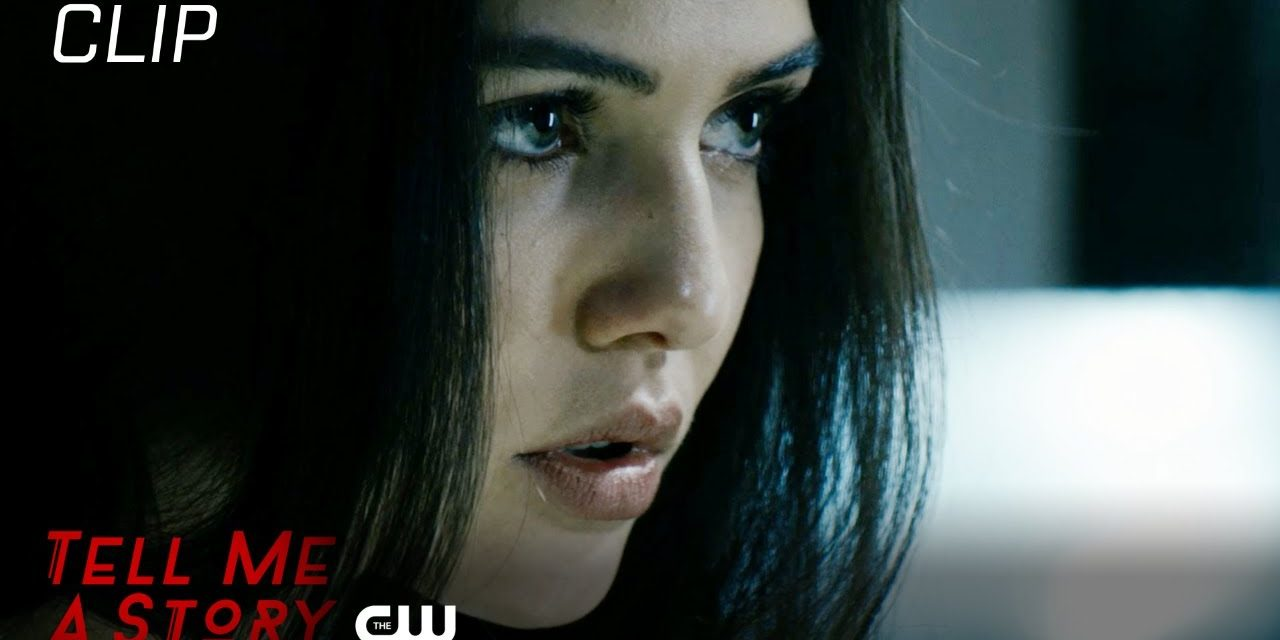 Tell Me A Story   Season 2 Episode 7   I Did What I Had To Do Scene   The CW