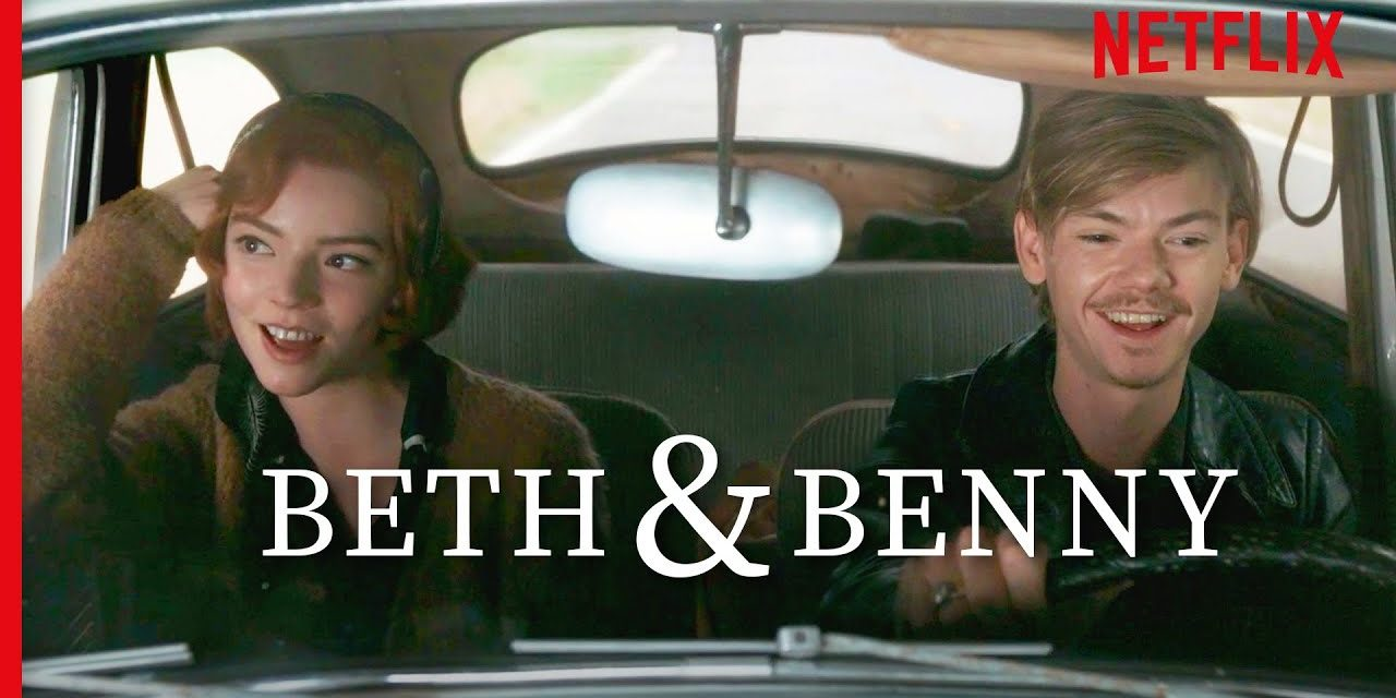 Beth and Benny's Story – The Pirate and the Queen   The Queen's Gambit