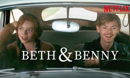 Beth and Benny's Story – The Pirate and the Queen | The Queen's Gambit