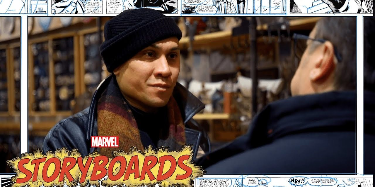 Taboo & The Power of Representation   Marvel's Storyboards