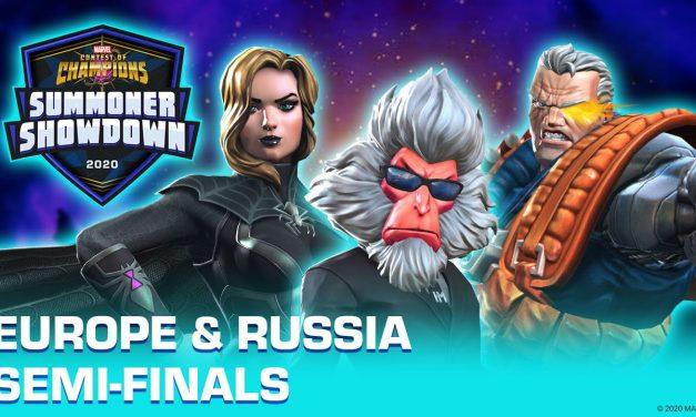 Summoner Showdown 2020 Semi-Finals: Europe & Russia!