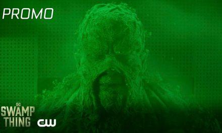 Swamp Thing   Season 1 Episode 9   The Anatomy Lesson Promo   The CW