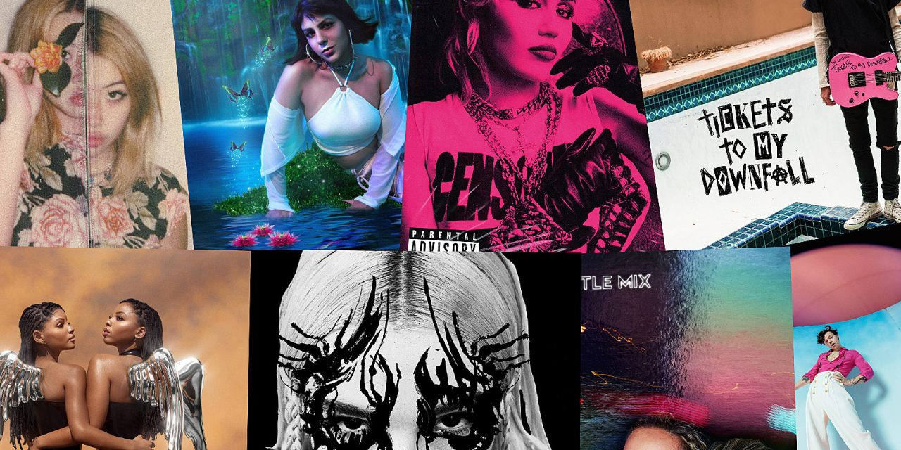 Best Pop Albums of 2020