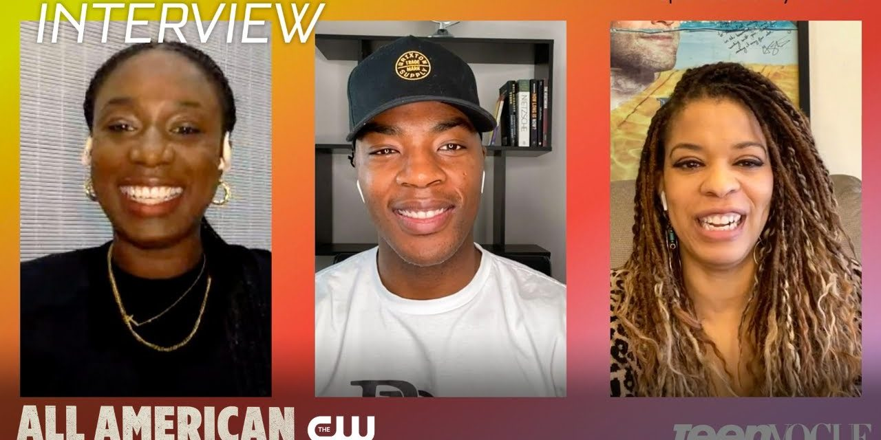 All American | Teen Vogue Panel | The CW